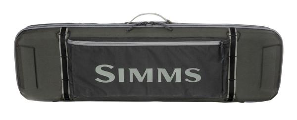 Simms GTS Rod & Reel Vault Ruten-, Rollen- und Zubehörtasche carbon