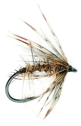 Fulling Mill Nassfliege - Spider Hare Lug & Partridge