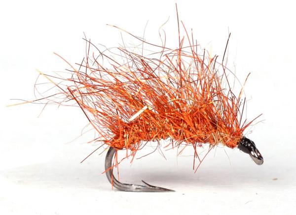 Guideline Meerforellenfliege - Kobberbassen