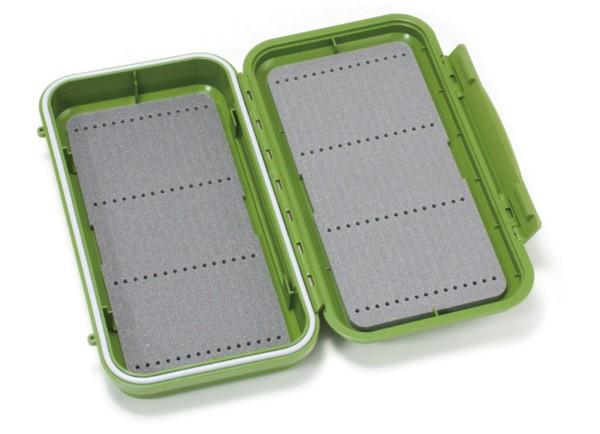 C&F Design CF-3500 wasserdichte Fliegenbox für große Fliegen olive