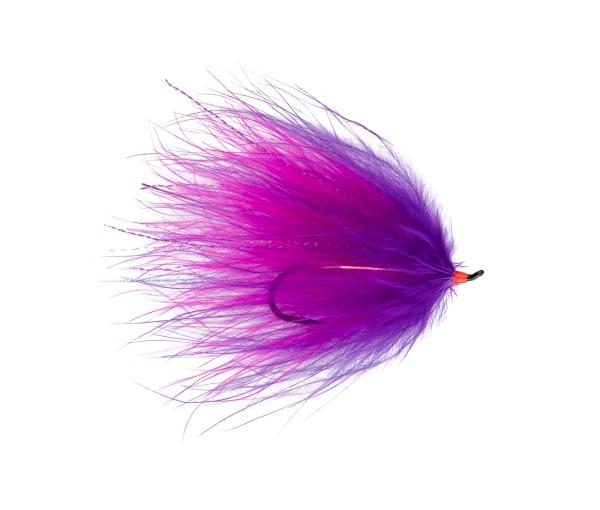 Barschmagnet Pink Purple Steelhead Fly