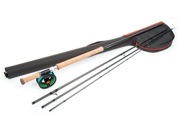 Guideline Laxa Salmon Kit Zweihand Fliegenrute