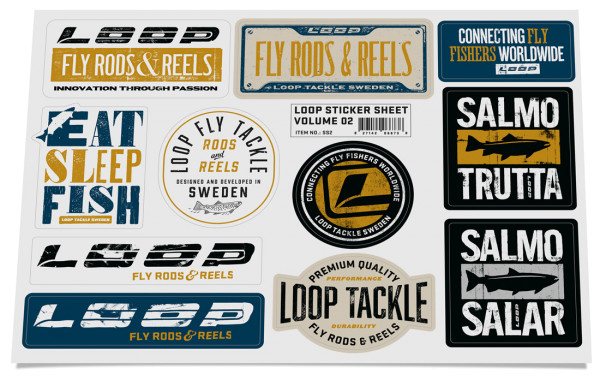 Loop Sticker Sheet