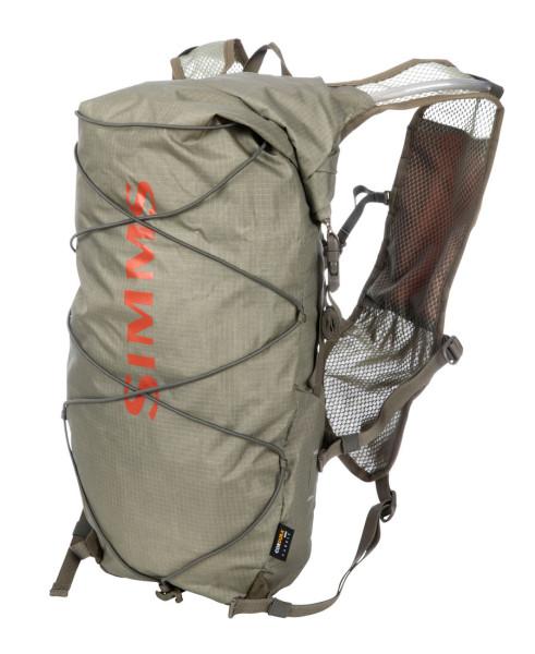 Simms Flyweight Pack Vest Weste tan