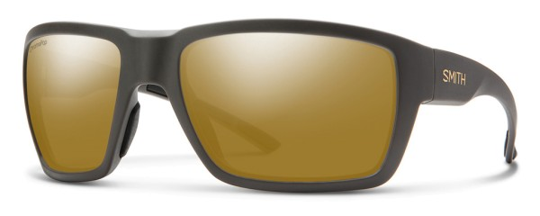 Smith Optics Polarisationsbrille Highwater CP+ (ChromaPop+) Matte Gravy (Polar Bronze) Matte Gravy / Polar Bronze