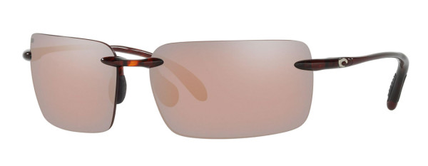 Costa Polarisationsbrille Cayan Tortoise (Copper Silver Mirror 580P)