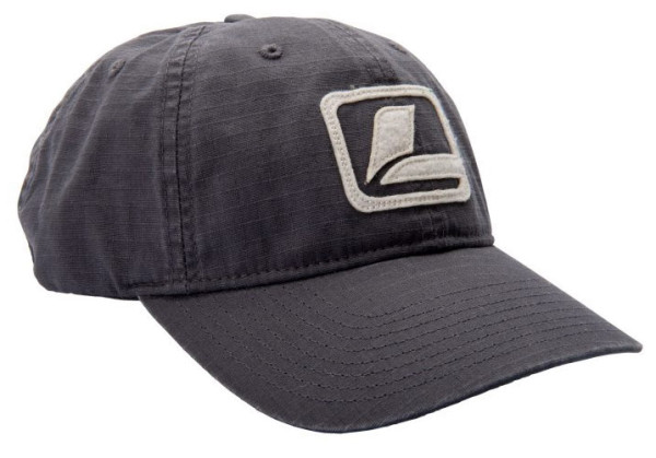 Loop L-Cap Schirmmütze charcoal