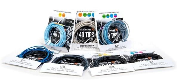 Guideline 4D Tip 15ft, 18ft