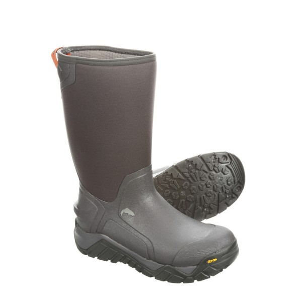"""Simms G3 Guide Pull-On Boot 14"""" Gummistiefel"""