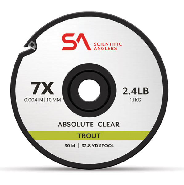 Scientific Anglers Absolute Trout Tippet Vorfachmaterial