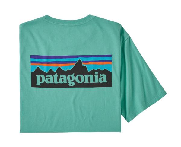 Patagonia P-6 Logo Organic T-Shirt LBYG