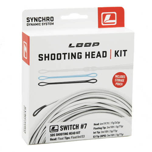 Loop SDS Switch Kit Schusskopf-System