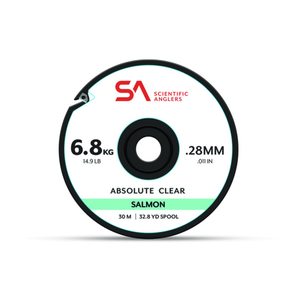 Scientific Anglers Absolute Salmon Tippet Vorfachmaterial