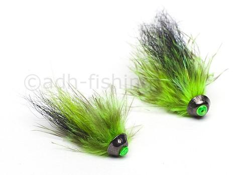 Frödin Flies - Simple Fly grün/schwarz