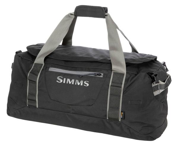 Simms GTS Gear Duffel 50L Reisetasche carbon