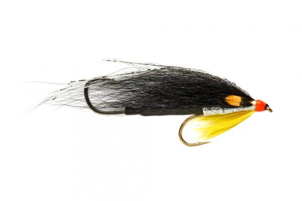 Fulling Mill Meerforellen- und Lachsfliege - Steffan Jones Yellow Peril