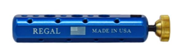 Regal Tool Bar - Werkzeughalter für Bindestöcke royal blue