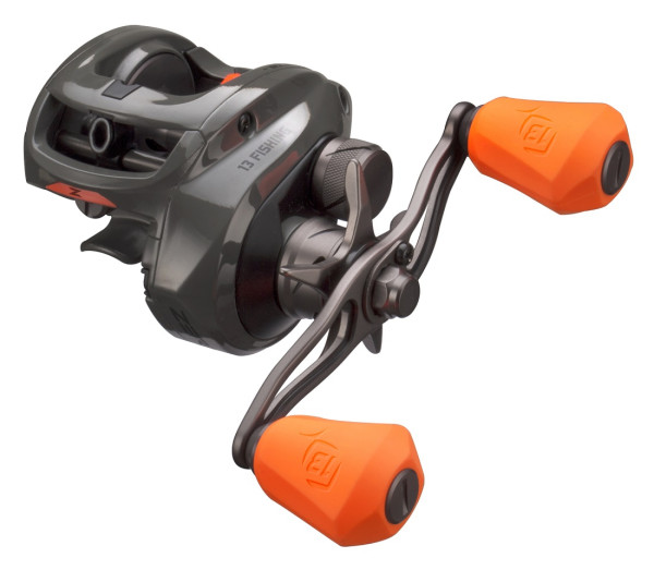 13 Fishing Concept Z SLD LH Baitcaster Rolle