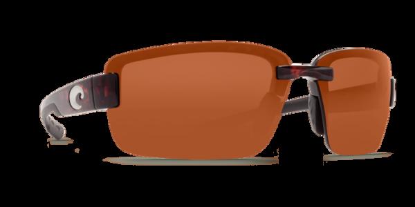 Costa Polarisationsbrille Galveston Tortoise (Copper 580P)