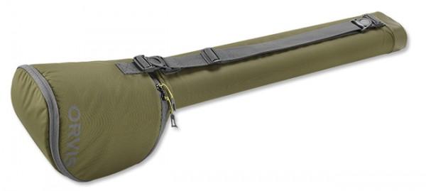 Orvis Safe Passage Double Rod Reel Case Rutenrohr