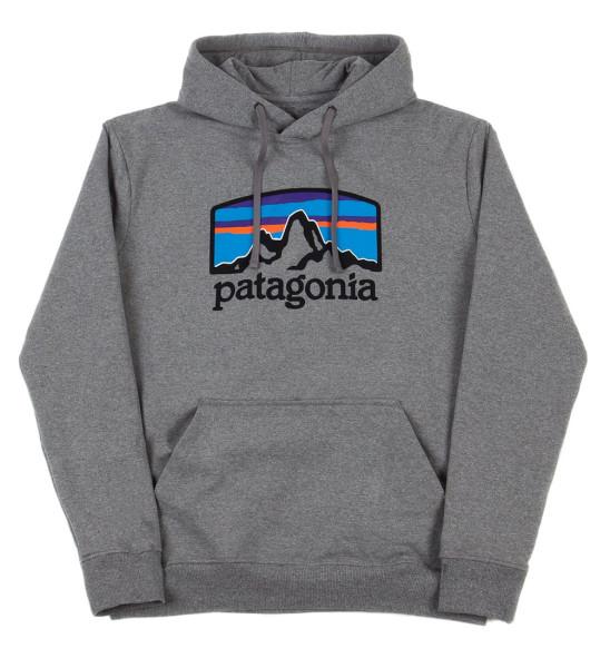 Patagonia Fitz Roy Horizons Uprisal Hoody Kapuzenpullover GLH