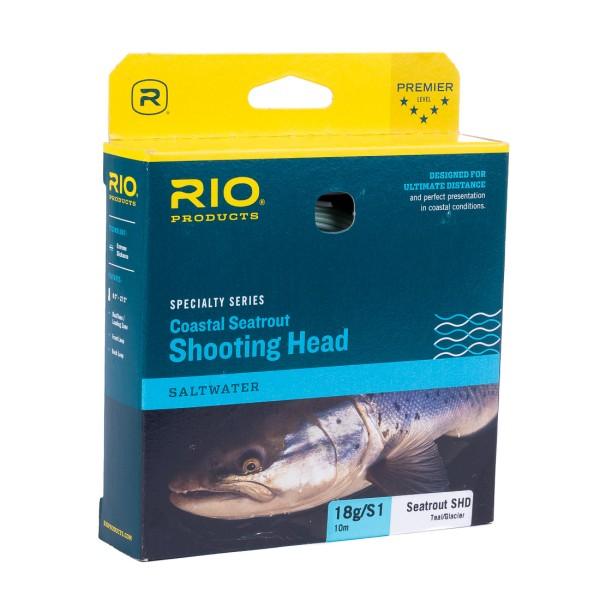 Rio Coastal Seatrout SHD Schusskopf Sink1 slow intermediate