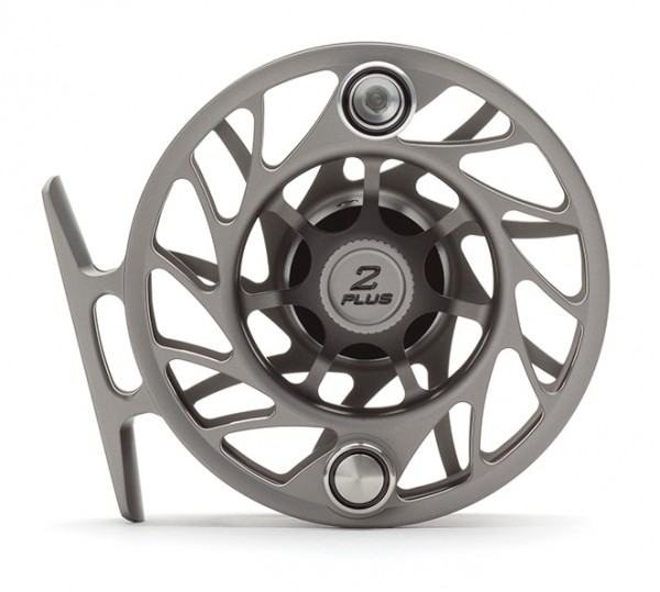 Hatch Finatic Gen 2 Fliegenrolle gray black