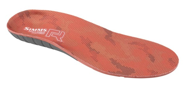 Simms Right Angle Plus Footbed Einlagen