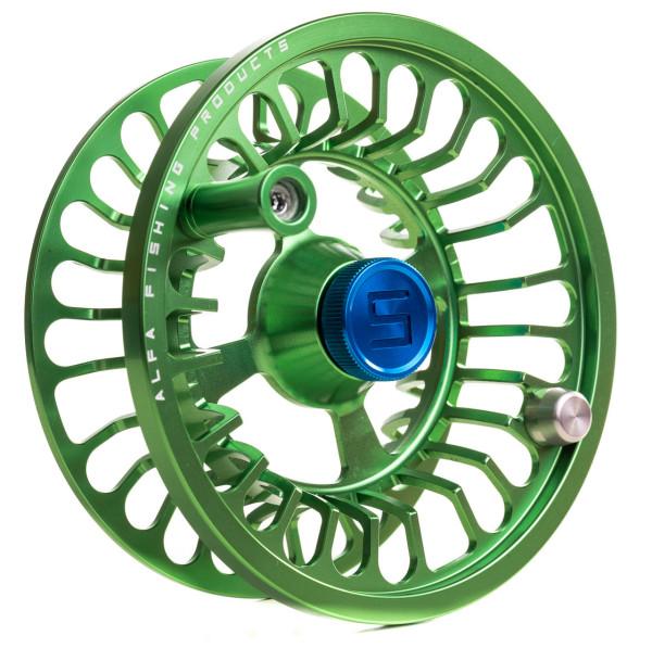 Alfa Arctic Ersatzspule lime green