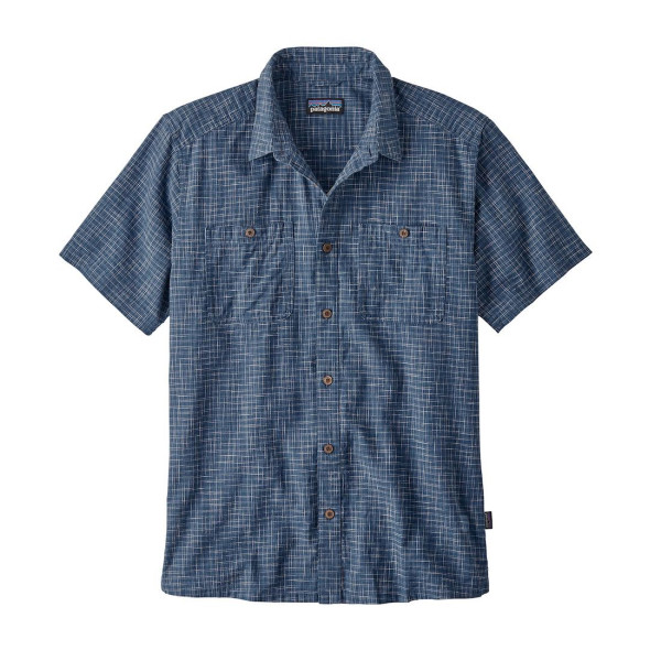 Patagonia Back Step Shirt Hemd TRSE