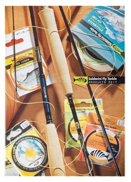 Soldarini Fly Tackle Katalog 2017