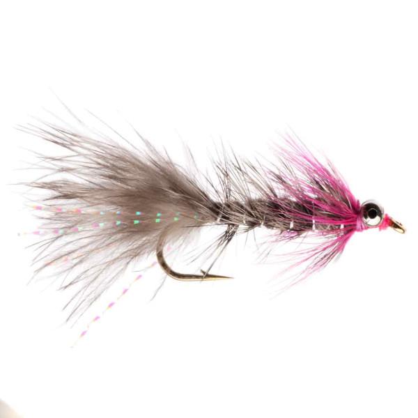 Kami Flies Meerforellenfliege - Cutthroat Magnus Pink