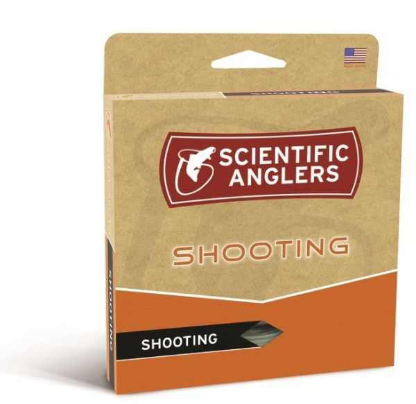 Scientific Anglers Textured Shooting Line