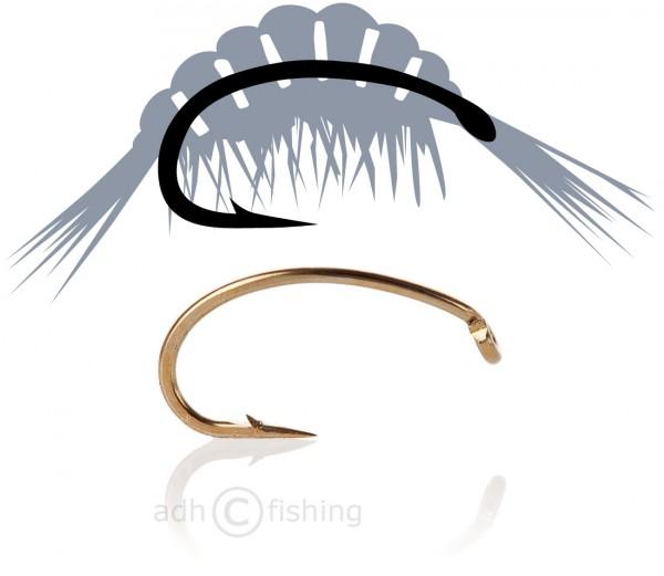 Tunca Fliegenhaken T70 Shrimp