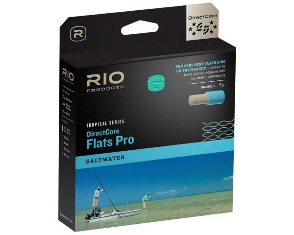 Rio DirectCore Flats Pro Saltwater Fliegenschnur Floating
