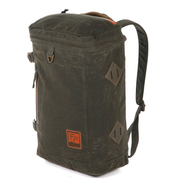 Fishpond River Bank Backpack Rucksack peat moss