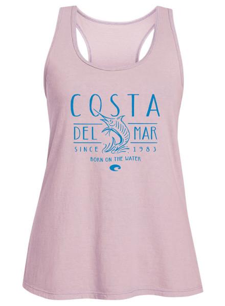 Costa Womens South Beach Tank Top lavender