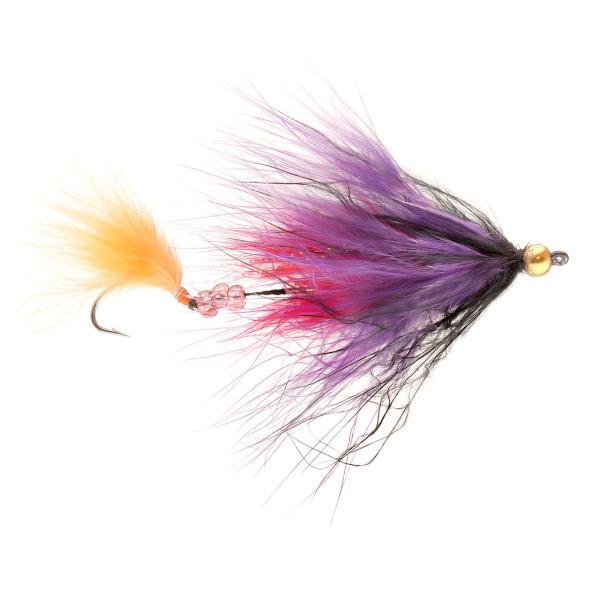 Kami Flies Streamer - VT Worm Special No 8