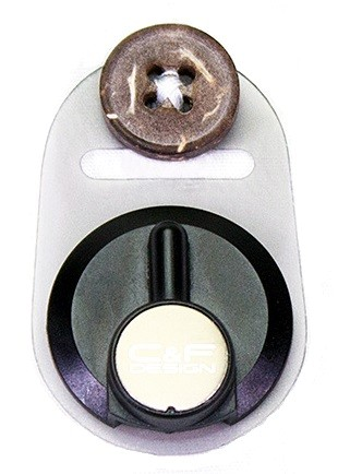 C&F Design CFA-183/LCB Schnurschneider Lieferung ohne Knopf