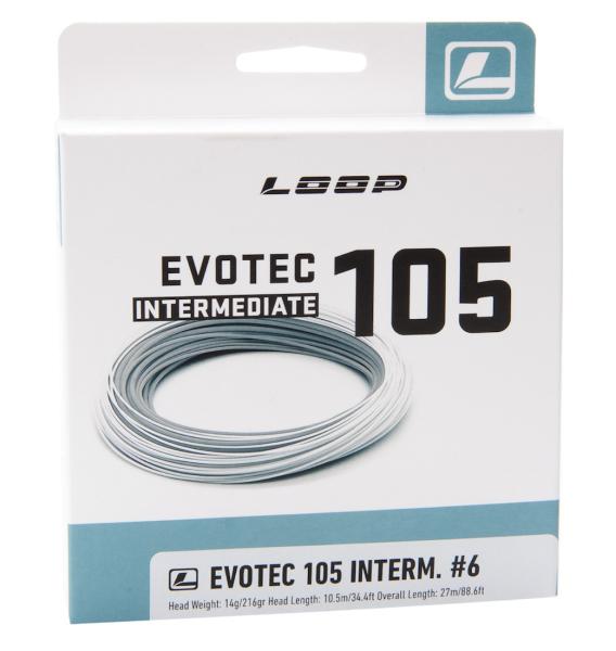 Loop Evotec 105 Fliegenschnur Intermediate