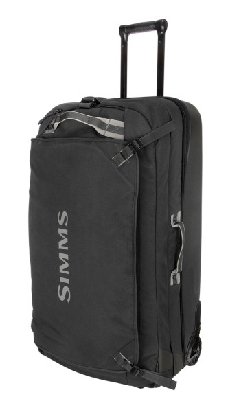 Simms GTS Roller 110L Reisetrolley carbon