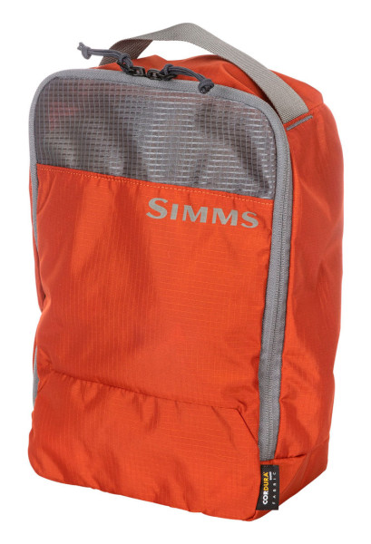 Simms GTS Packing Pouches Tasche 3-Pack simms orange