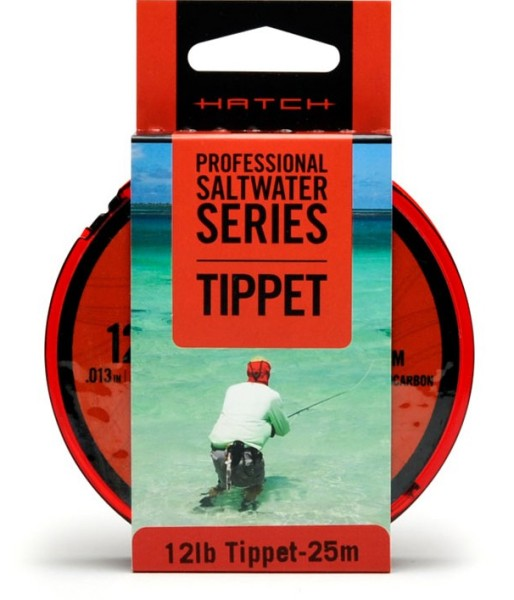 Hatch Professional Saltwater Series Fluorocarbon Tippet Vorfachmaterial