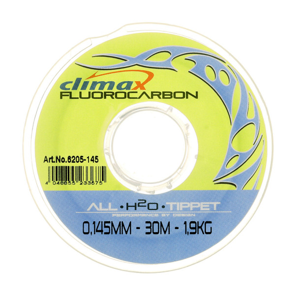Climax Fluorocarbon Tippet Vorfachmaterial 30 m
