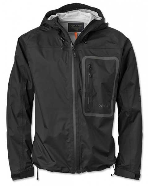 Orvis Encounter Watjacke schwarz
