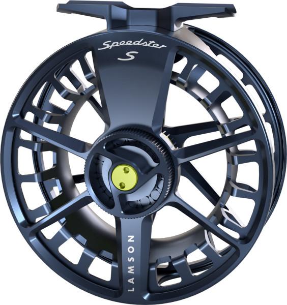 Waterworks-Lamson Speedster S-Series Fliegenrolle midnight