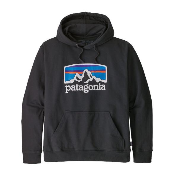 Patagonia Fitz Roy Horizons Uprisal Hoody Kapuzenpullover BLK