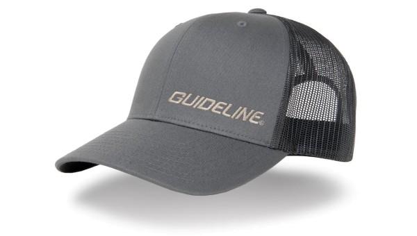 Guideline Retro Trucker Cap charcoal black
