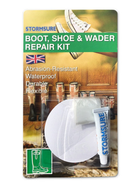 Stormsure Boot, Shoe & Wader Repair Kit Reparaturset