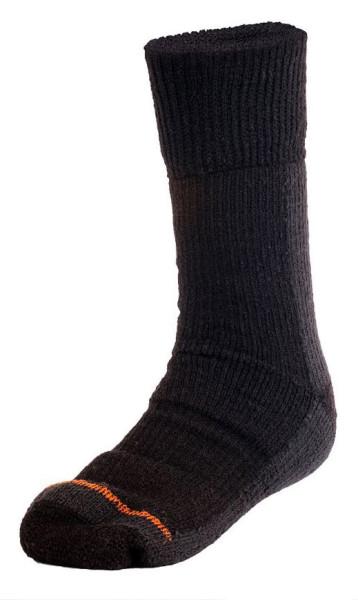 Geoff Anderson Woolly Sock Socke black